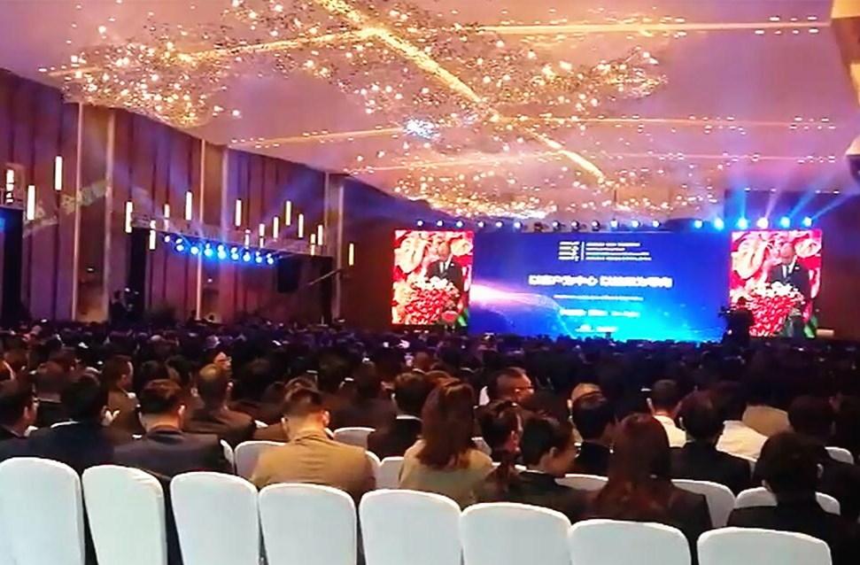 绿色智慧•引领未来︱中灿荣耀出席金螳螂年度盛会